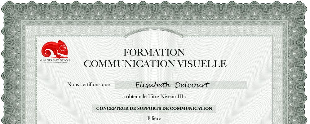 Mjm Certification Formations Certifi Es Ecole De Mode